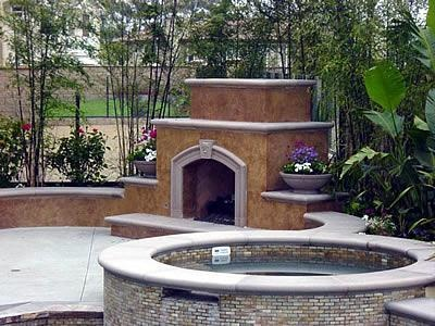 Outdoor space: Workshop Aguanga, Outdoor Rooms, Craftsmanship Workshop, Concrete Network, Backyard Fireplaces, Photo Galleries, Outdoor Fireplaces, Outdoor Spaces, Fireplaces Outdoor