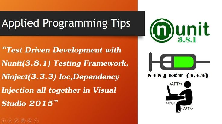 How to implement TDD ( Test driven development ) in c# (Csharp) using Nu...