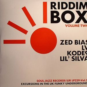 VARIOUS - Riddim Box Volume Two: Excursions In The UK Funky Underground