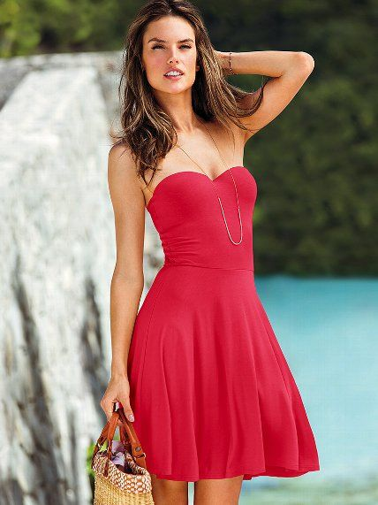 17 Best images about VS 10 on Pinterest | Strapless dress, Maxi ...