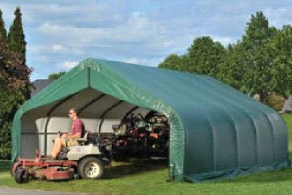 High quality portable sheds - http://www.mercershelters.com/high-quality-portable-sheds/