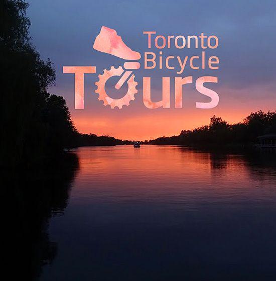 We're big fans of beautiful sunsets http://torontobicycletours.com/