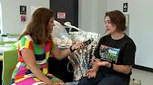 Next Generation Plarn: Plastic String and Jewelry - YouTube