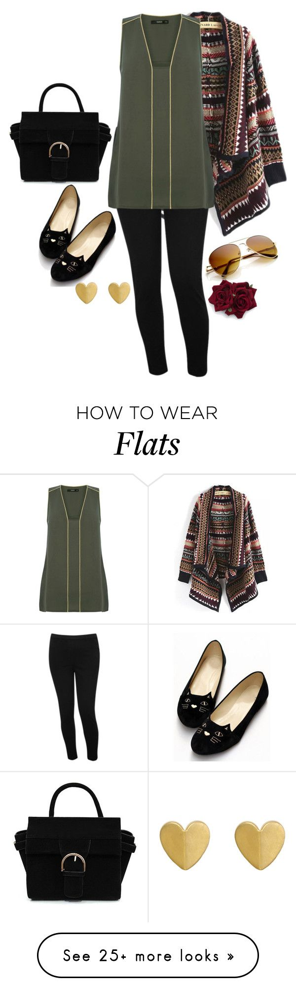 """""""Untitled #1856"""" by kitten89 on Polyvore featuring M&Co and Oasis"""