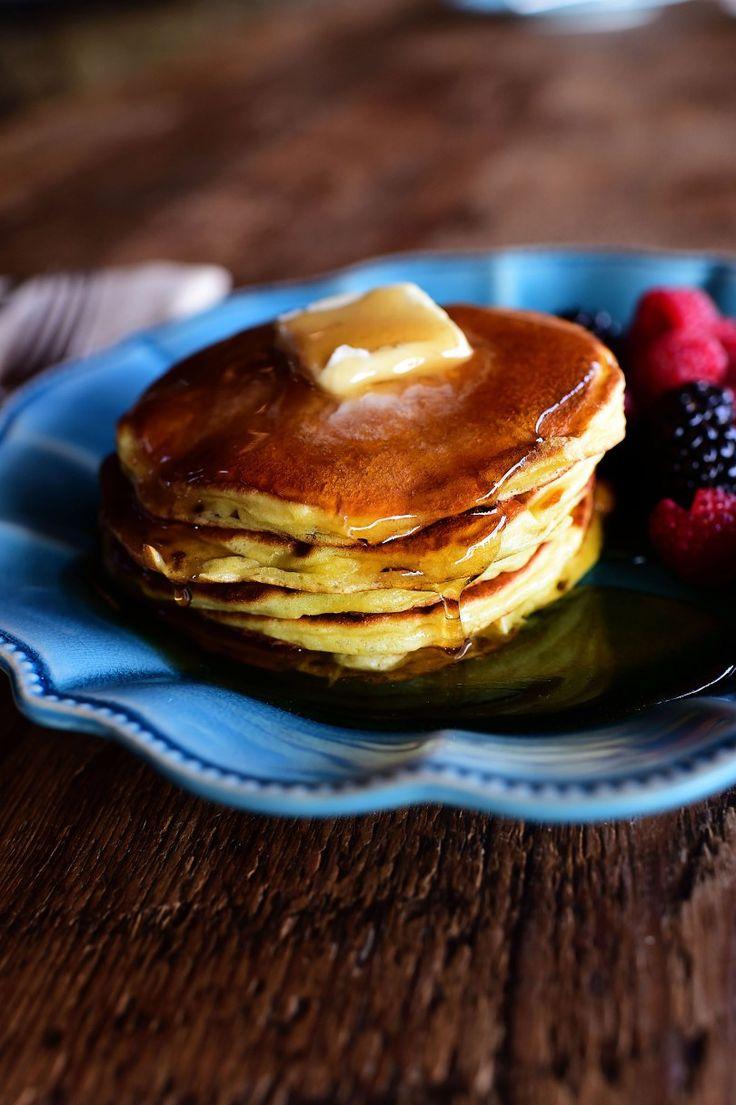 Geek yogurt pancakes: The Pioneer Woman