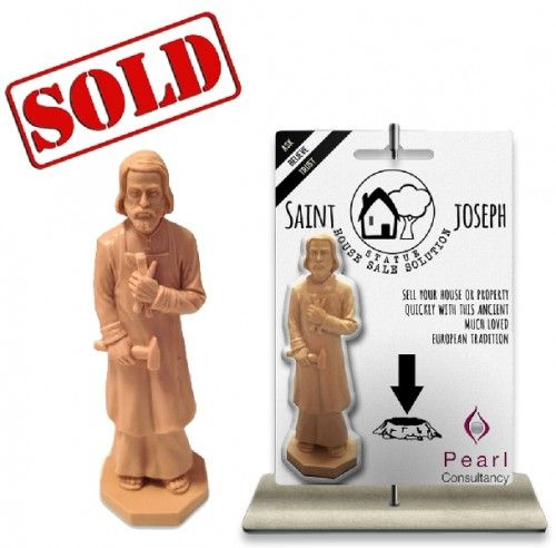 New Years Money Off Special On Saint Joseph Statue For Ing Houses St To Your House Pinterest