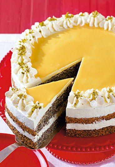 Mohn-Eierlikör-Kuchen - Eierlikörkuchen - » Zum Rezept: Mohn-Eierlikör-Kuchen
