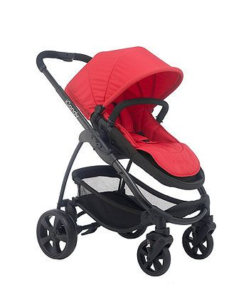 iCandy Strawberry 2 Pram & Pushchair - Lush/Black