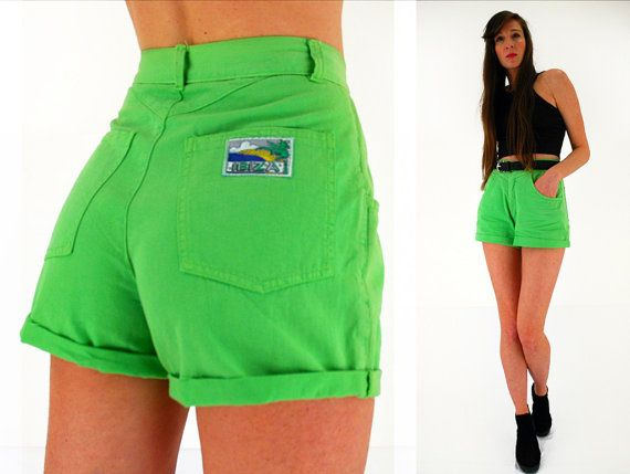 Top 25  best Neon green shorts ideas on Pinterest | Lime green ...