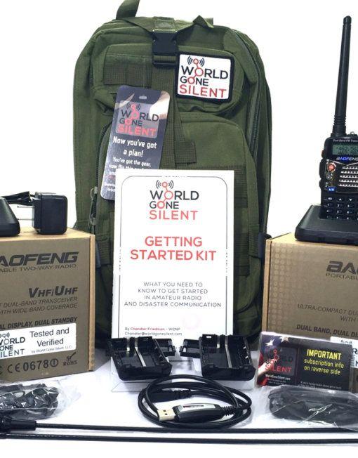 Ham Radio Deluxe kit – World Gone Silent