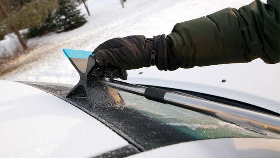 Thor – Helps you easily remove the ice from your car's windows ( read more and see where you can buy - http://upgrade.ly/?p=693 )