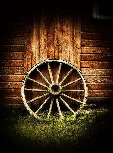 .Wagon wheel
