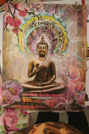 buddha....this is a sample of another board I enjoy