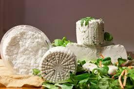 Risultati immagini per formaggio caprino cardo