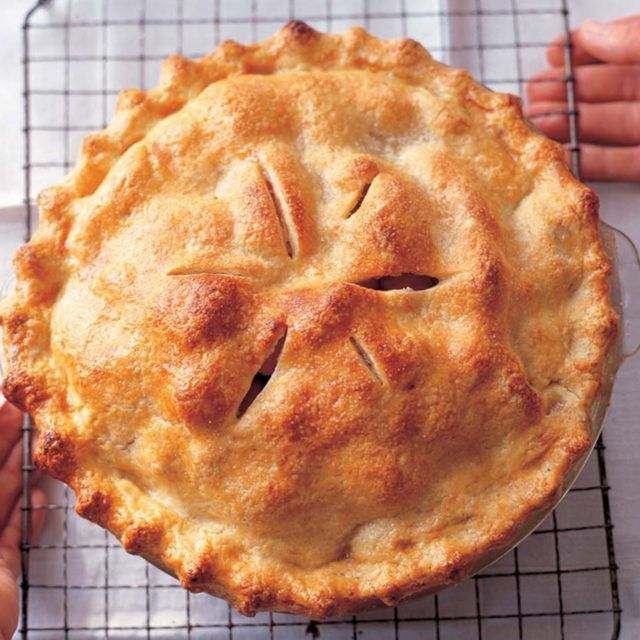 Deep-Dish Apple Pie - Barefoot Contessa
