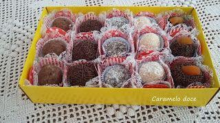 Um blog sobre cursos de doces gourmet
