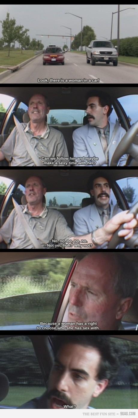Borat for president Funny reaction gifs, Best funny