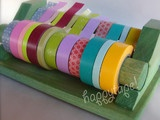 Japanese Masking Tape - eclectic - desk accessories - - by Happy Tape