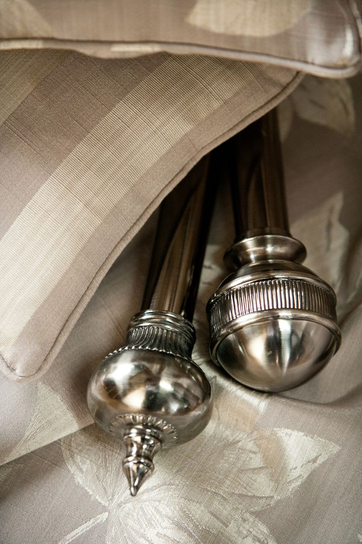 'Brompton' brass curtain pole made for medium to heavy weight curtains http://www.kestrel-lister.co.uk/