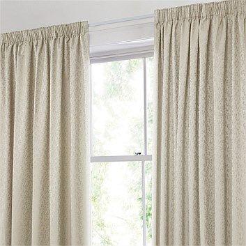 Briscoes - Habitat Vienna Pencil Pleat Curtains Pair