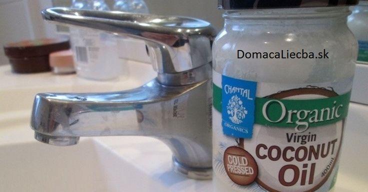 Vedeli ste, že kokosový olej hravo nahradí mnohé kozmetické a hygienické produkty? Pozrite sa, na čo všetko ho dokážete využiť.