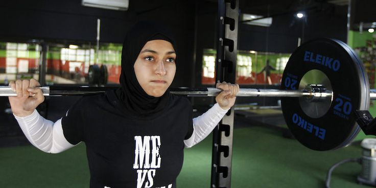 Meet the 5 hijabi #women who are breaking barriers in #sports