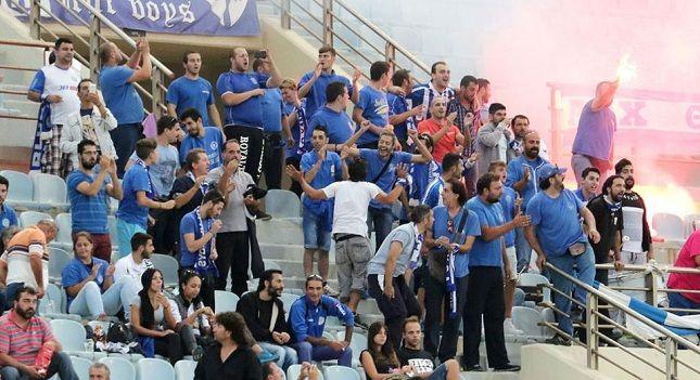 Οι Ελληνες φίλαθλοι απομακρύνονται από το γήπεδο | ArenaFM 89,4 – Αθλητική Ενημέρωση