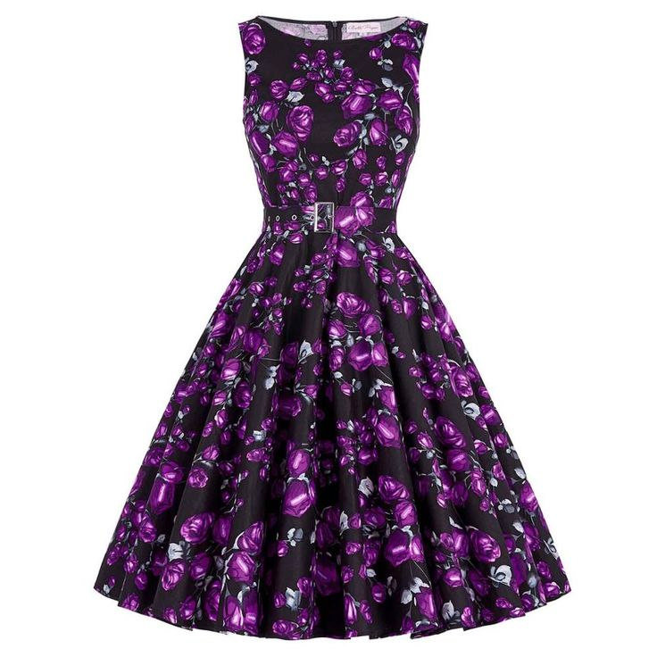 50-60s style Vintage Dresses