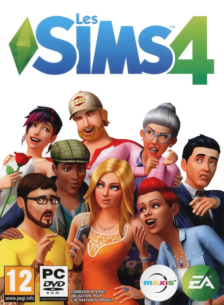 Les Sims 4 (2014) - Jeu vidéo - SensCritique
