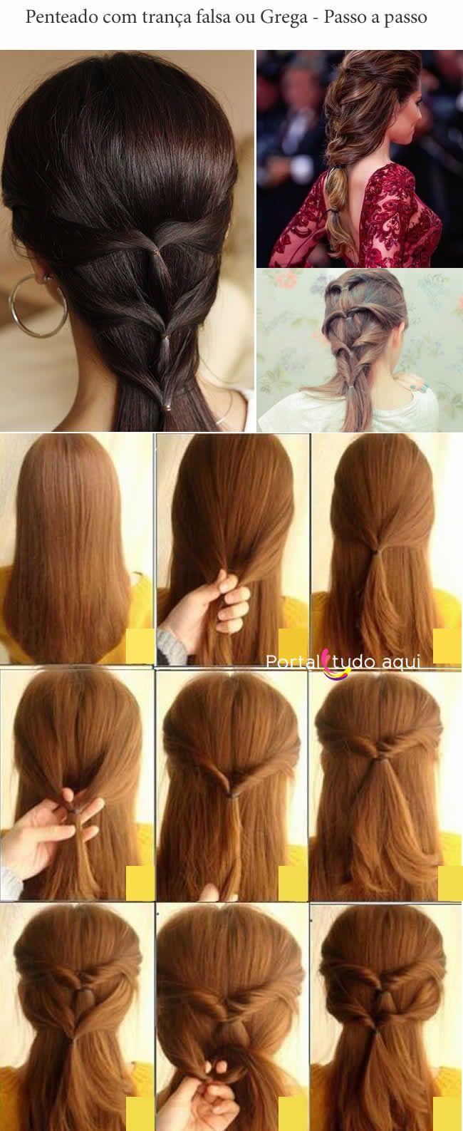 Top seleção dos mais lindos penteados para debutantes com o passo-a-passo -Portal Tudo Aqui