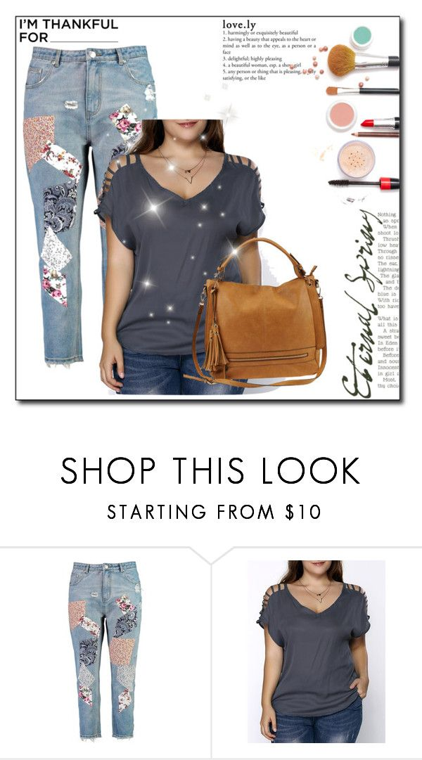 """""""Outfit"""" by augsburg ❤ liked on Polyvore featuring Boohoo, Urban Expressions and plus size clothing"""