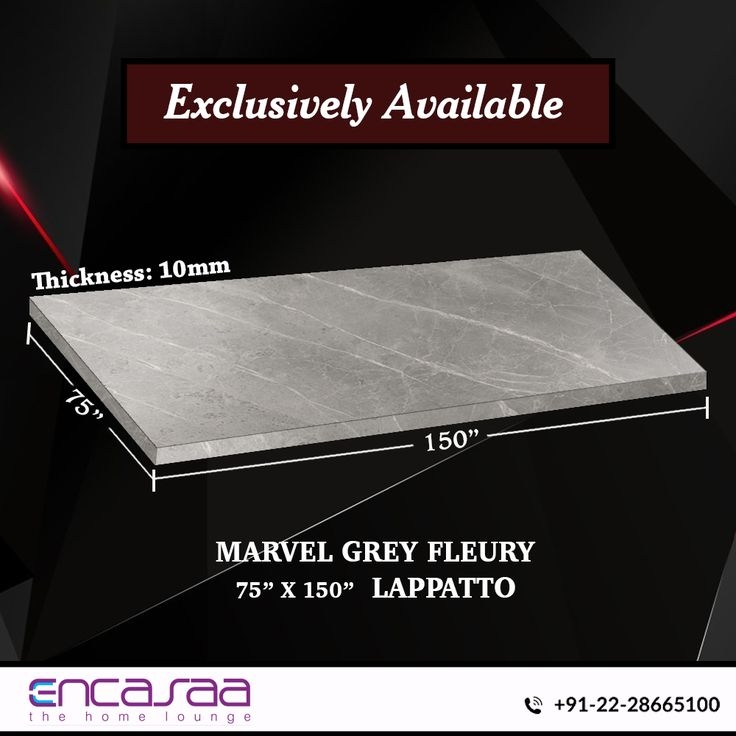 Marvel PRO marble effect floors are characterized by intense veining, natural shades and refined aesthetics, for solutions featuring the tremendous graphic versatility and faithfully reproducing the details of the natural material.  #MarvelPro #PorcelainFloors #Natural #Marble #Home #Decor #Kandivali #Showroom #Encasaa #mumbai #DreamHome #India #House #LuxuryHome