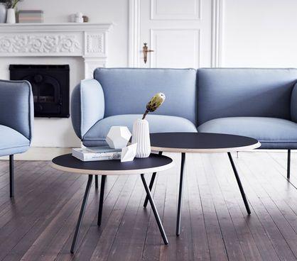 Wouddesign Soround Couch Beistelltisch Sofatisch Salontisch Couchtisch Tisch