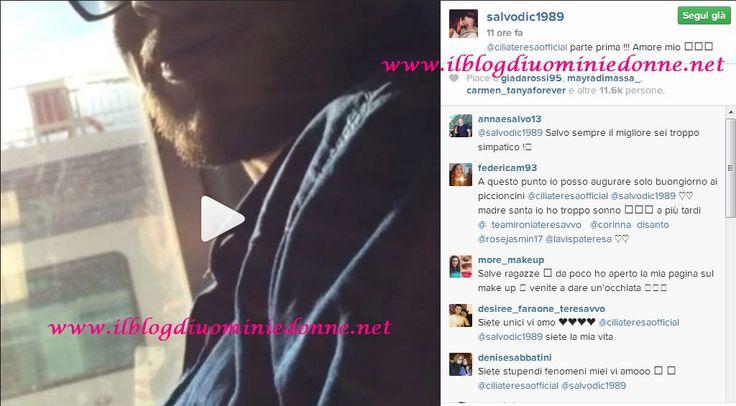 Teresa Cilia e Salvatore di Carlo amabilmente si prendono in giro su instagram
