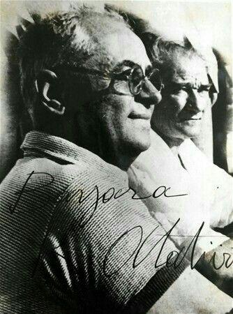 Atatürk and Bayar (Celal Bey), 1937