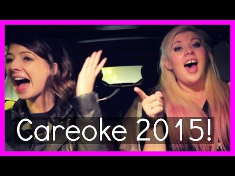Careoke 2015 with Zoe! | Sprinkle of Chatter - YouTube