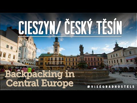 Cieszyn/Cesky Tesin - the most confusing place I've ever visited :-) a fun video by a fellow traveller and blogger.