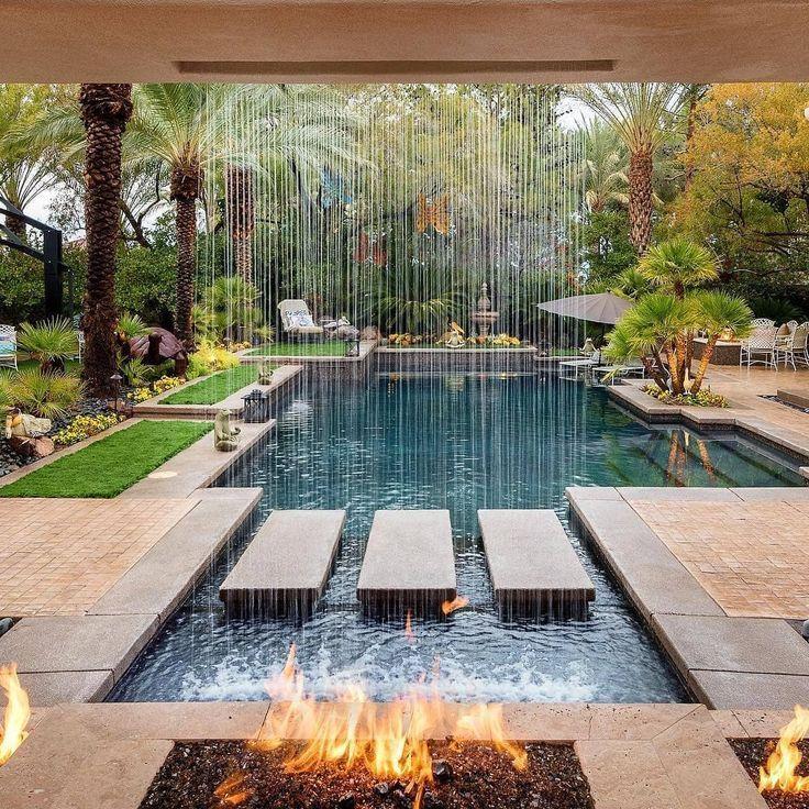 So leben Sie das Leben im Freien in Las Vegas!  @poolscapes_lv