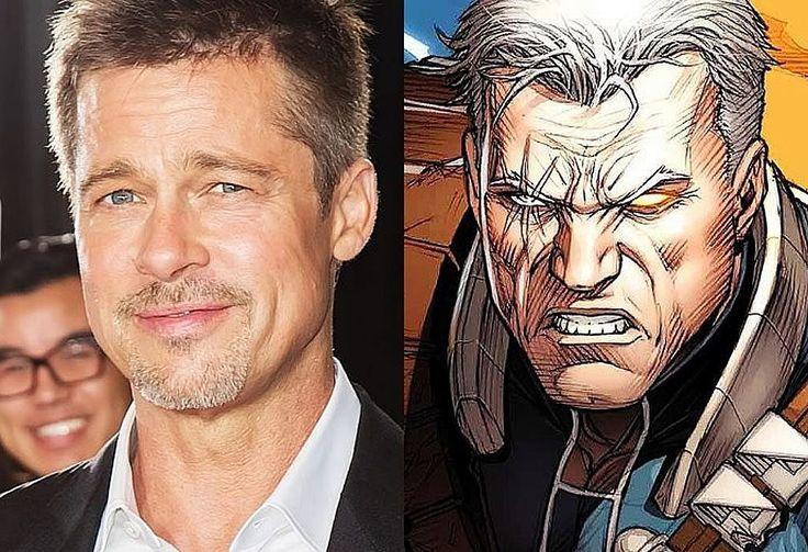 Ini Alasan Kenapa Brad Pitt Tak Jadi Ikut Berperan di Film Deadpool 2