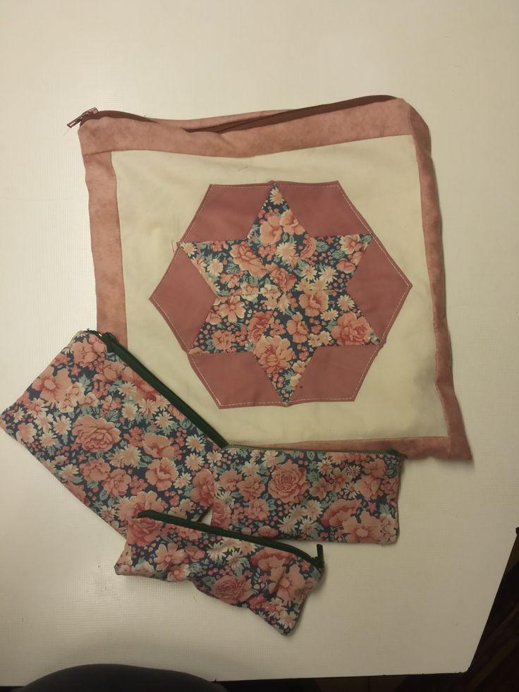 Handmade Floral Bags
