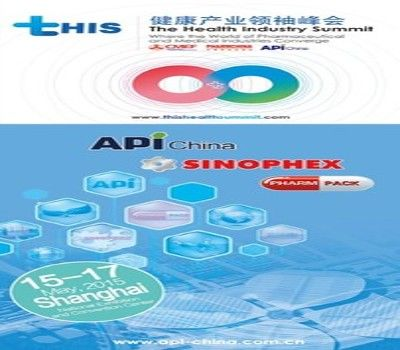 74th API China and PHARMPACK and SINOPHEX at National Exhibition and Convention Center(Shanghai), No.333, Songze Road, Qingpu District, Shanghai, China on May 15-17 at 09:00-17:00. Flagship Exhibition of China pharma ceutical Industry showing the most advanced new products and technologies. API China and PHARMPACK and SINOPHEX: The flagship event dedicated to the showcase of new produc. Category: Exhibitions, Price: Price for per sqm for standard shell scheme(9 minimum): USD 479.12