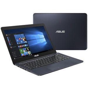 "PC portable ASUS EeeBook E402SA-WX132T Bleu Intel Pentium N3710 4 Go 500 Go 14"" LED HD Wi-Fi N/Bluetooth Webcam Windows 10 Famille 64 bits (garantie constructeur 2 ans)"