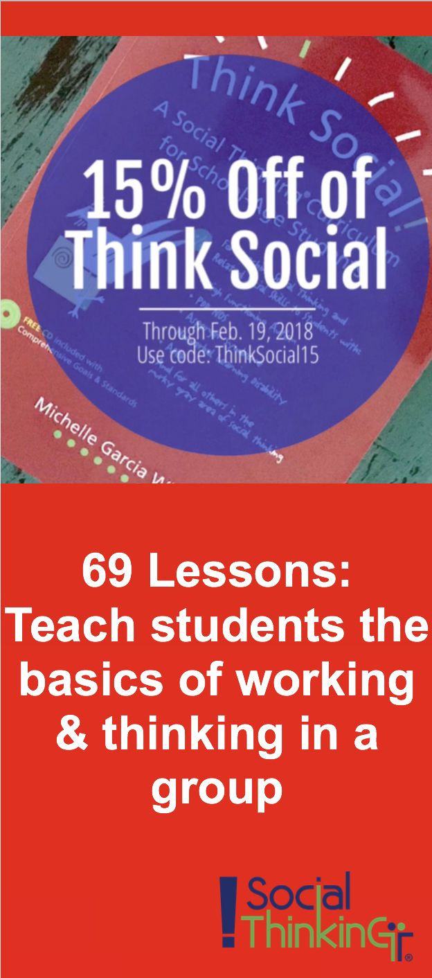 Social thinking coupon code