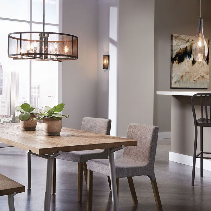 Chandelier Size For Dining Room Minimalist Picture 2018