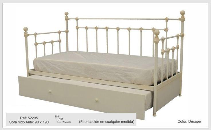 M s de 1000 ideas sobre sof cama nido en pinterest sof for Divan cama completo