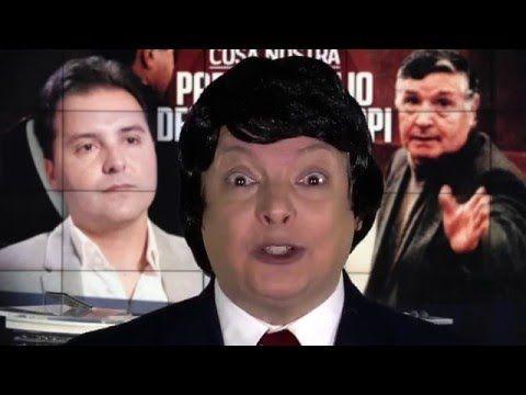 "DADO Canta la notizia: "" Vespa vorrebbe intervistare Hitler..."""