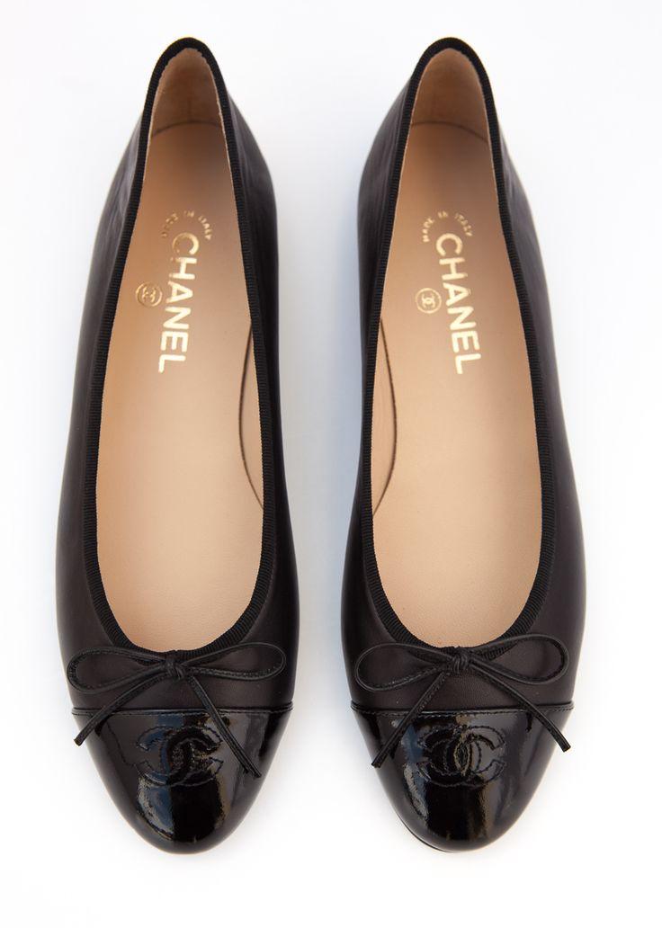 Chanel Ballet Flats January 2017