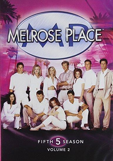 Thomas Calabro & Andrew Shue - Melrose Place: Season 5, Vol. 2