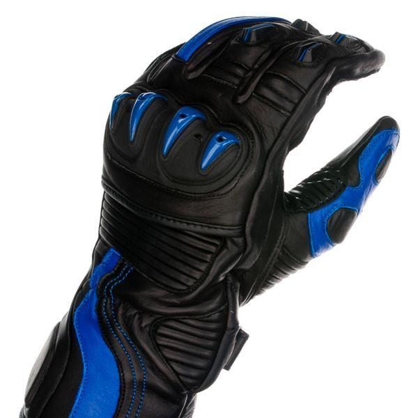 Guante de Motociclismo Kenrod KR-G32 Azul