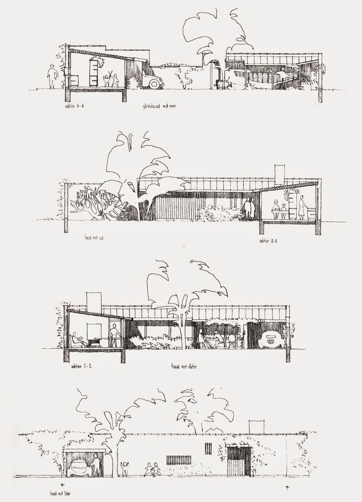 A House for Crossed Crocodiles: Kingo Houses - Jørn Utzon